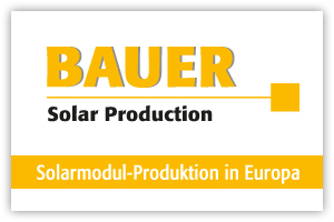 BAUER Solar Production