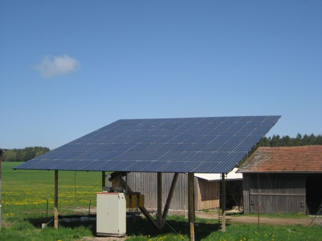 Soldier 20,58kWp